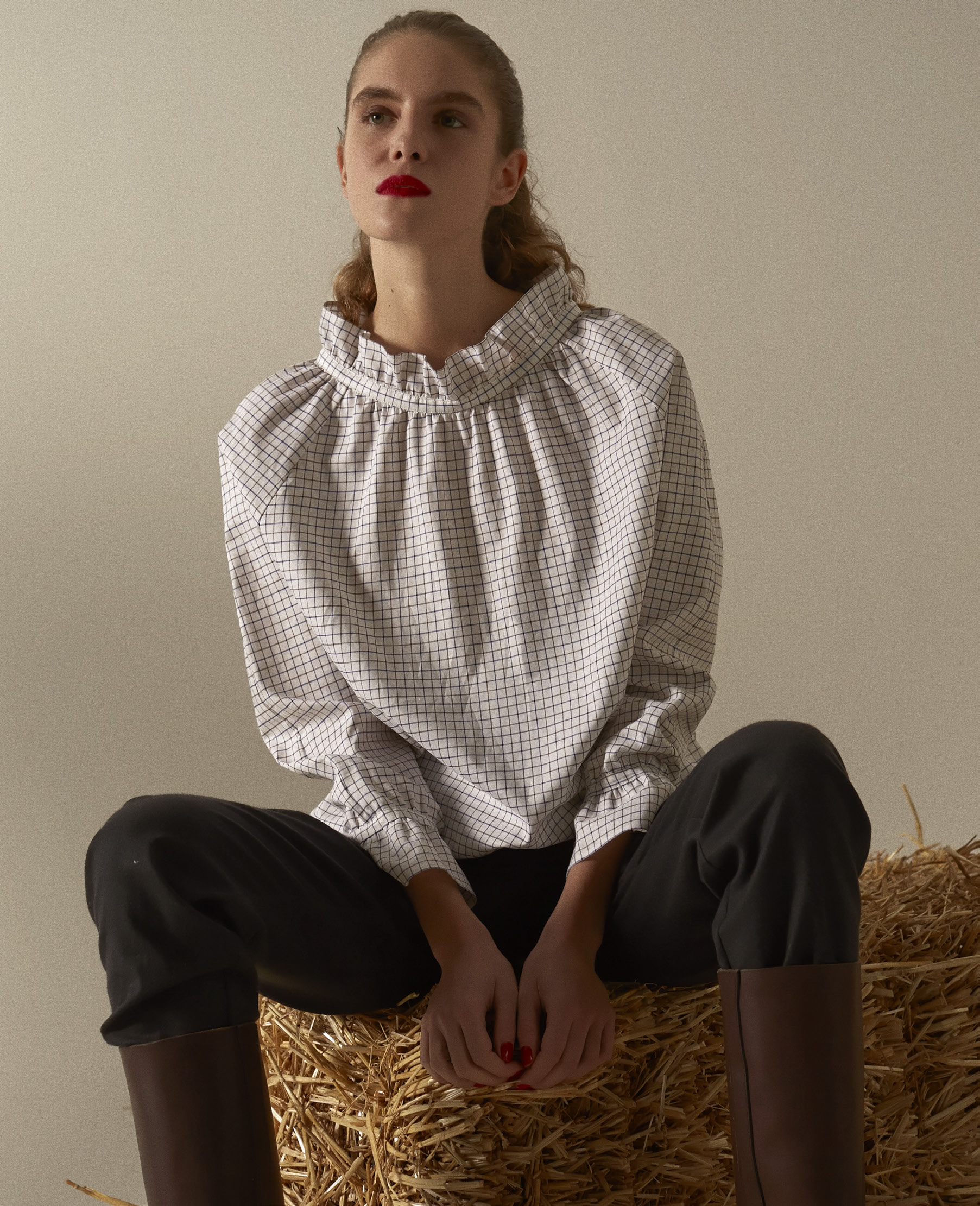 Madeleine & Pantalon Globe-Trotter