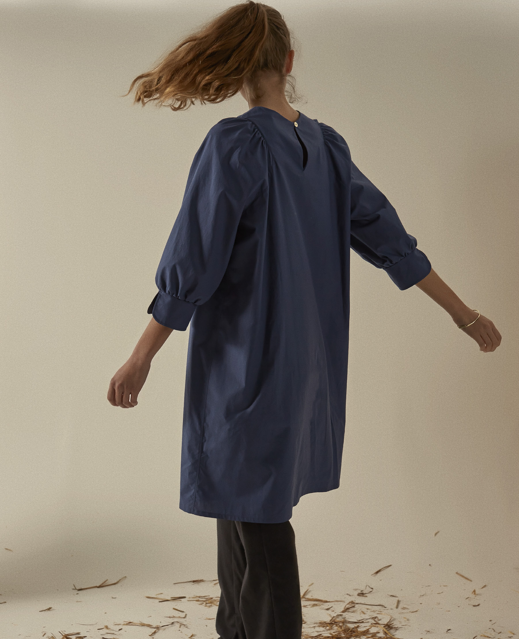 Robe Flânerie & Pantalon Globe-Trotter