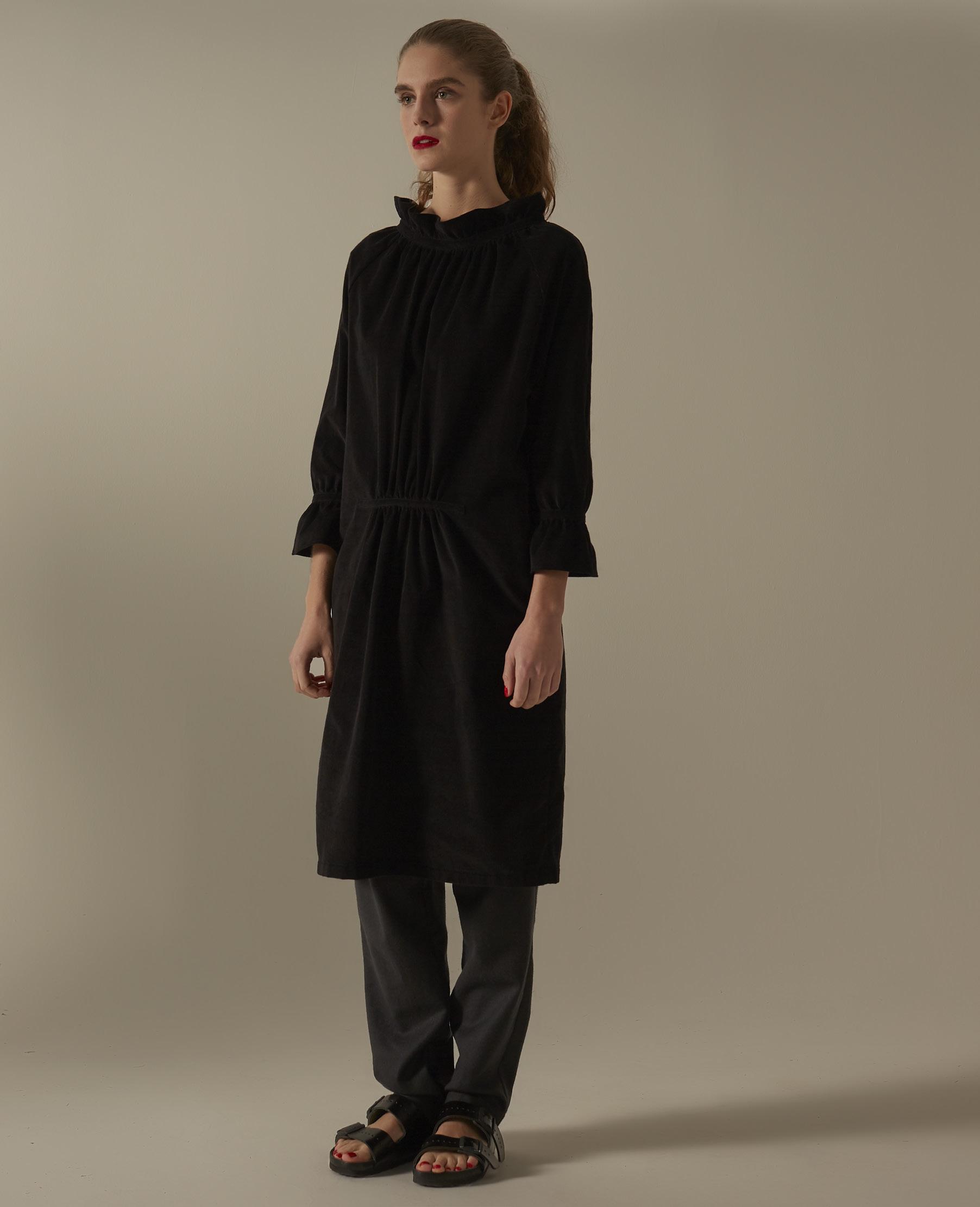 Robe Madeleine & Pantalon Globe-Trotter