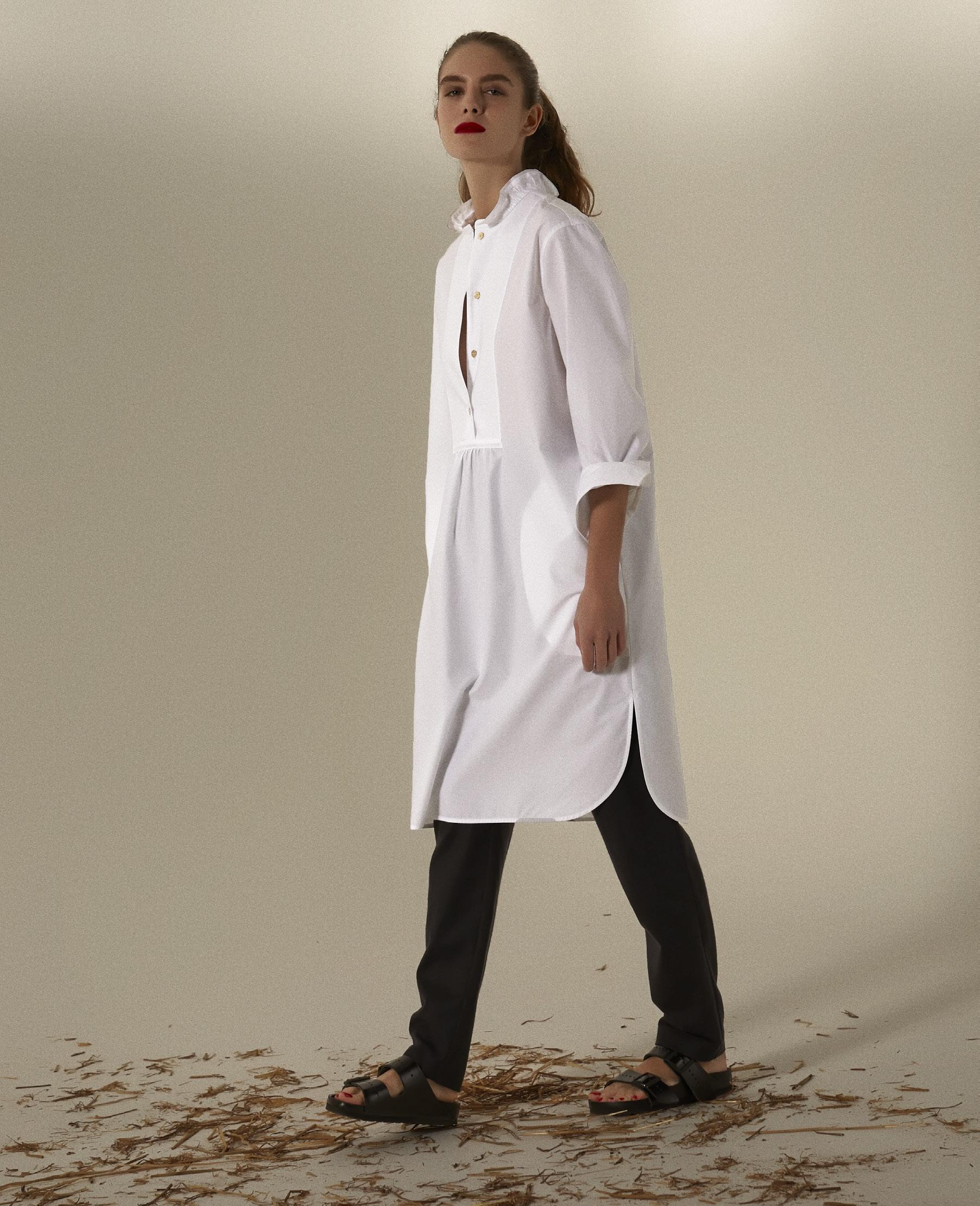 Robe Récit & Pantalon Globe-Trotter
